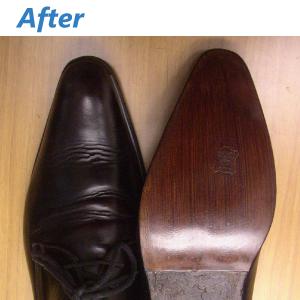 靴修理アフター2