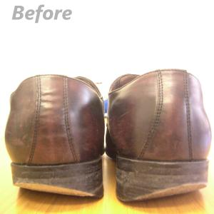 靴修理ビフォー3